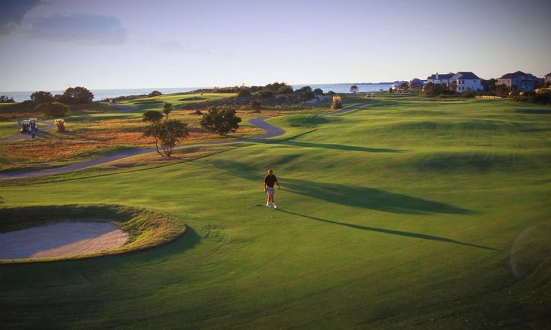 Outer Banks Golf Getaway Packages At The Sea Ranch Resort - Golf kitty hawk nc