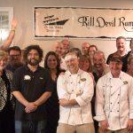 Sea Ranch Resort Rum Dinner Group