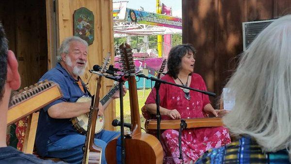 Bob and Jeanne