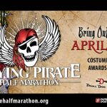 Flying Pirate Half Marathon