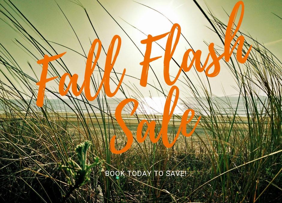 Fall Savings at the Sea Ranch Resort