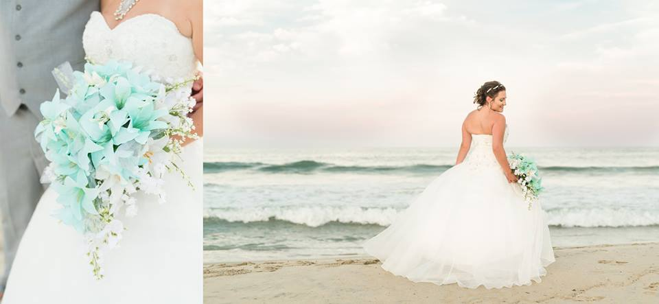 Save Today on your 2018 OBX Wedding!
