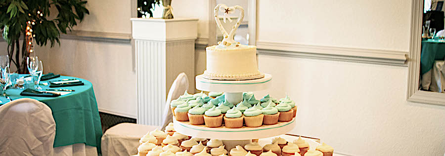 Let There Be Cake at your OBX Wedding