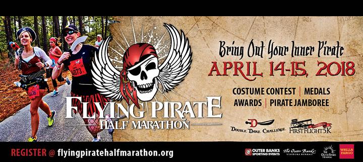 2018 Flying Pirate Half Marathon