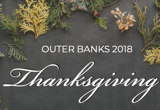 Outer Banks Thanksgiving 2018