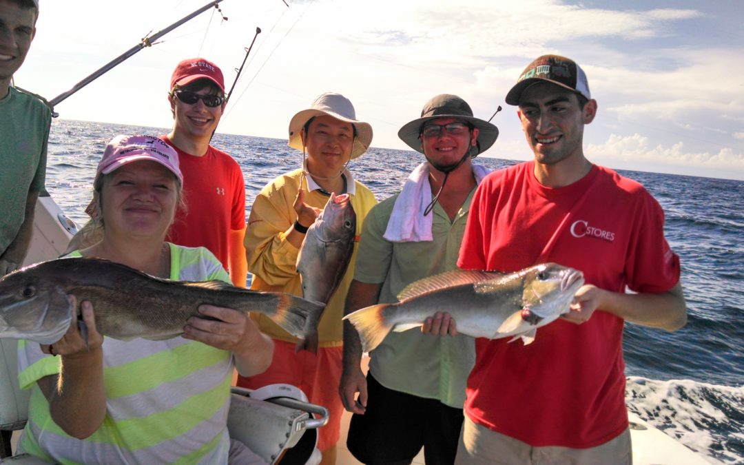 Wild Card Charter Fishing Package