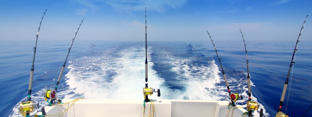 Charter Fishing On The Outer Banks