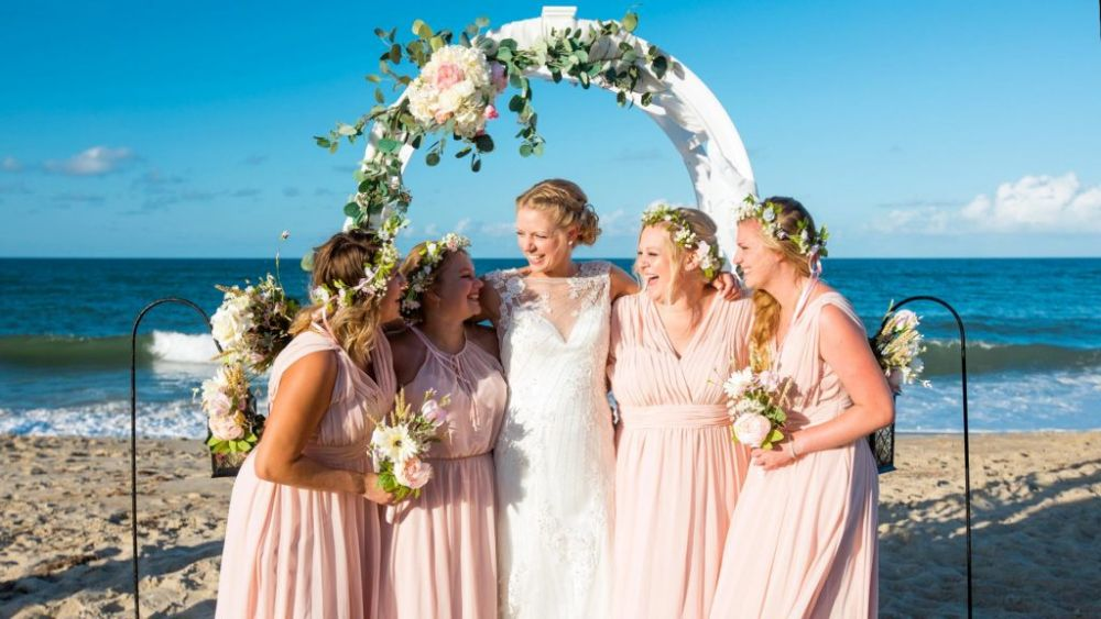 Outer Banks Weddings   The Sea Ranch Resort