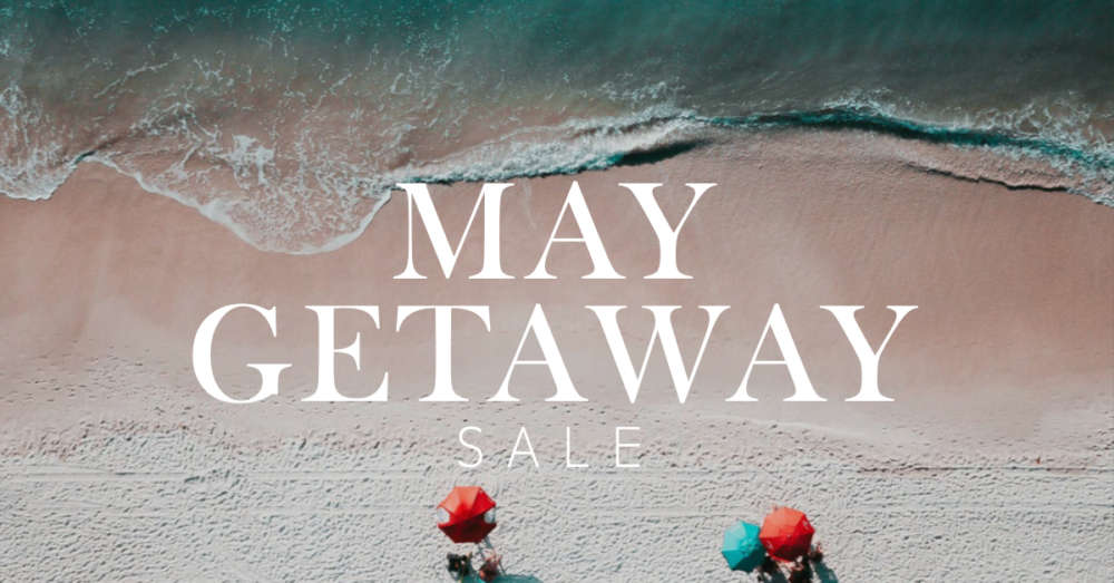 May Getaway Sale to the Outer Banks