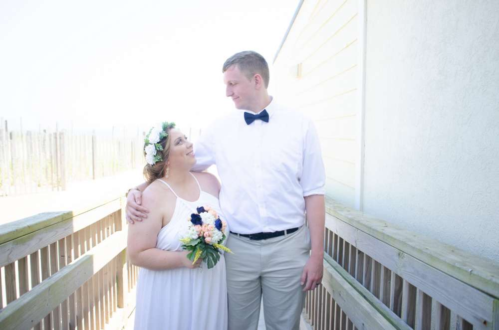 Sea Ranch Weddings | Jeda & Kevin