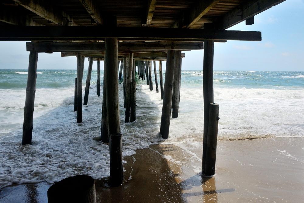 Photo of pier on Beach Trips