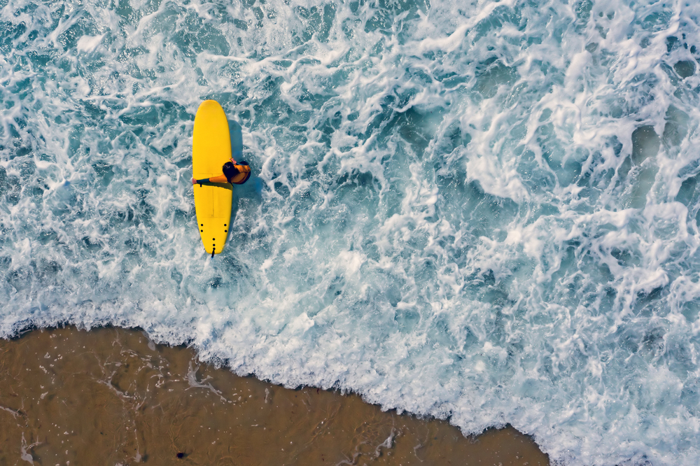 #1 Outer Banks Surfing Getaway: Kill Devil Hills