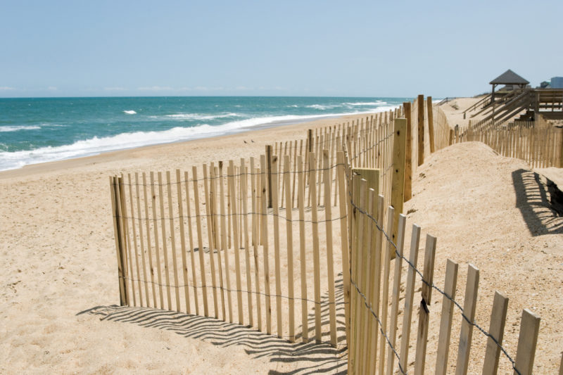 beaches on the outer banks