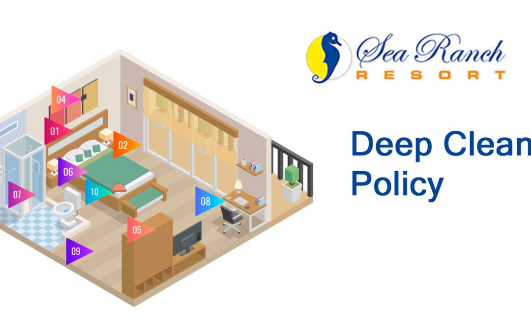 Sea Ranch Resort Deep Clean Policy