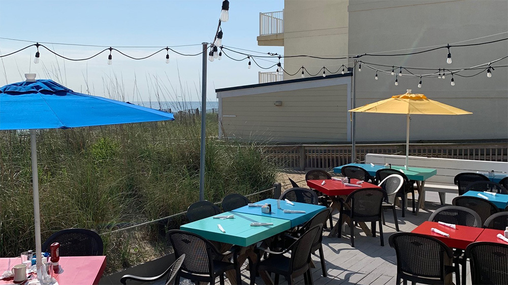 Beachside Bistro Dinner is BACK 5/22!